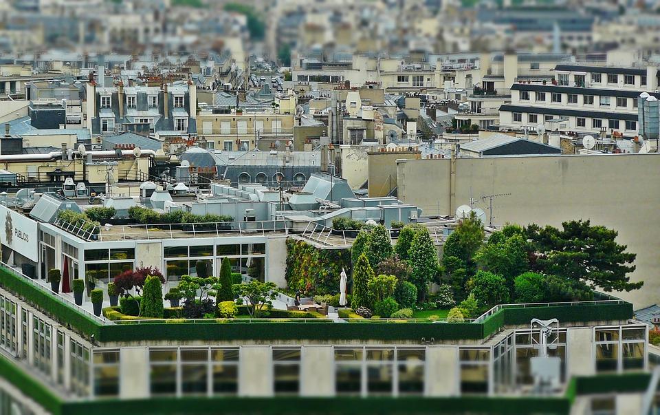 Photo gratuite terrasse sur le toit image gratuite sur pixabay 1423897 - Jardin sur terrasse toit dijon ...
