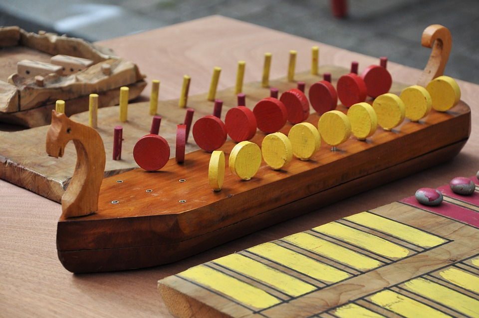 Games - Photo Pixabay On Wood Old Free Wooden