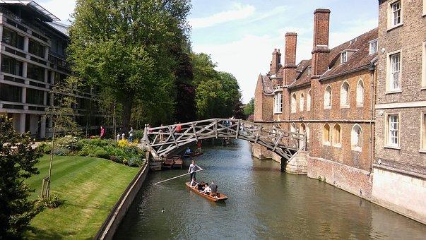 Cambridge, Uk, Architecture