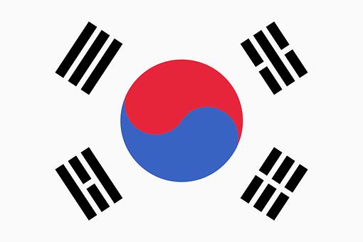 Korean Flag, Republic Of Korea, Flag