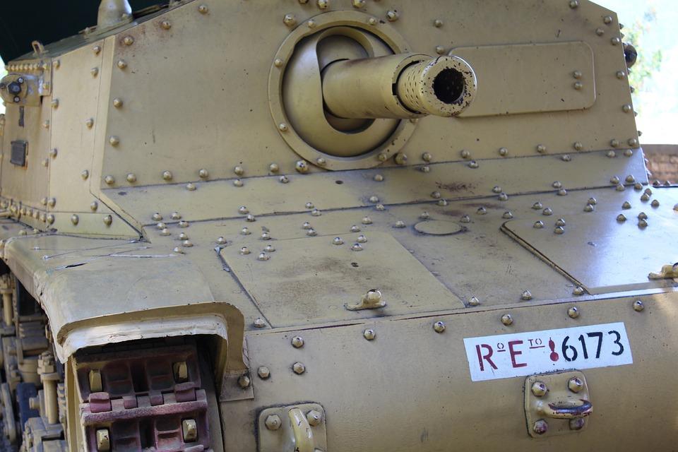 Tank Howitzer Cannon - Free photo on Pixabay
