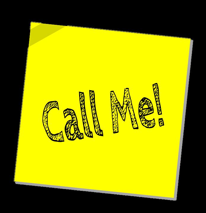 Ring Til Mig, Kontakt, Opkald, Kommunikation, Telefon