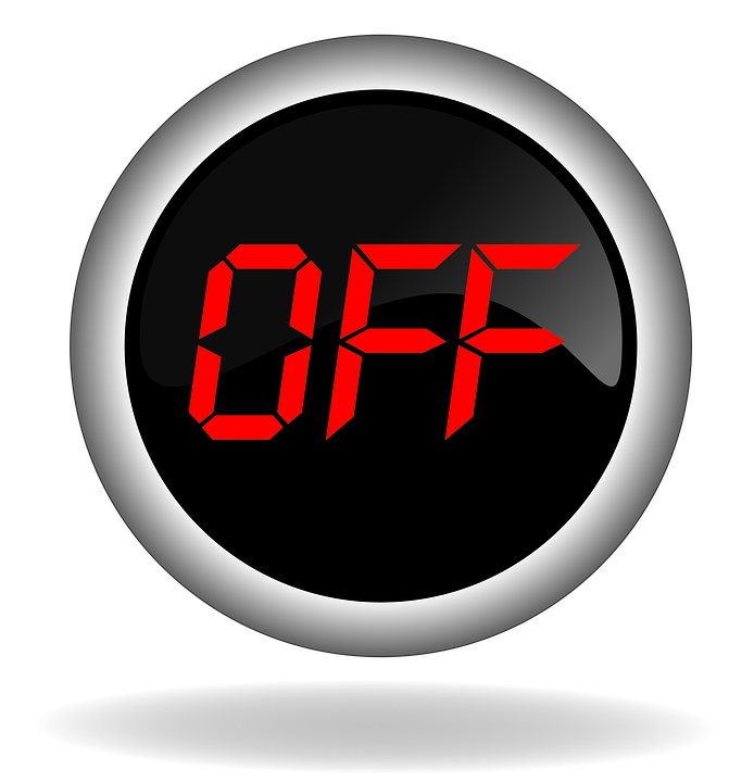 off stop button free image on pixabay