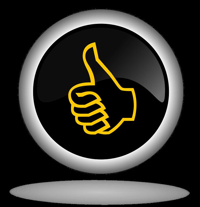 親指, ような, ボタン, アイコンを, 戻る, Web, インターネット, コントロール, ナビゲーション