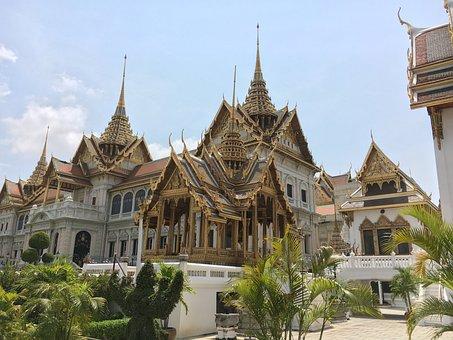 Bangkok, Asia, Thailand, Buddhism