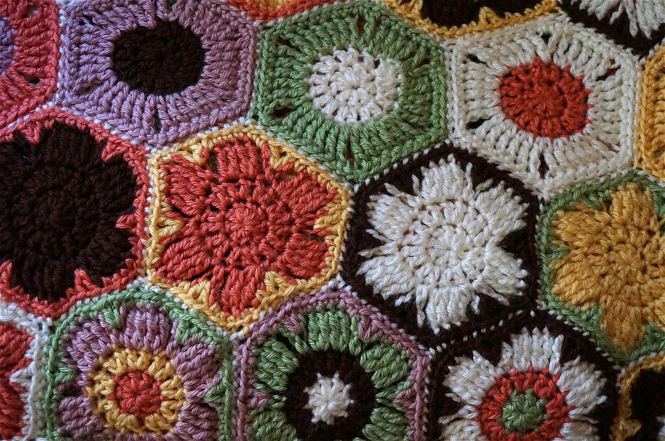 Crocheted Afghan Crochet - Free photo on Pixabay