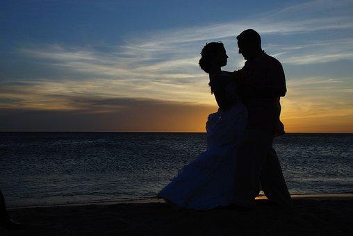 Couple, Wedding, Married, Marriage