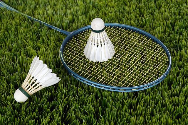 Badminton, Sport, Bat, Racket, Leisure