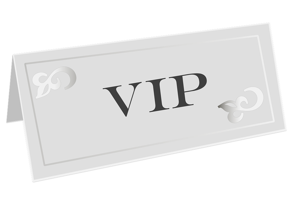 Vip, Vip Sign, Sign, Exclusive, Exclusivity
