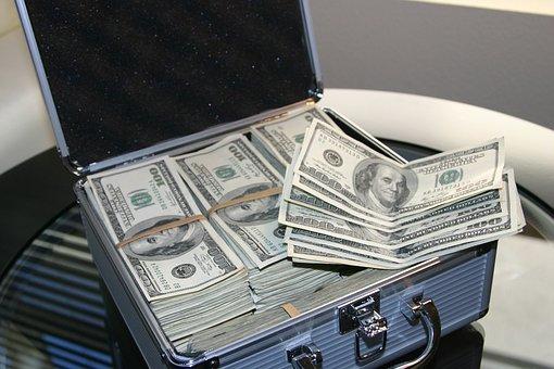 お金, ドル, 成功, ビジネス, ファイナンス, 現金, 投資, 富, 銀行