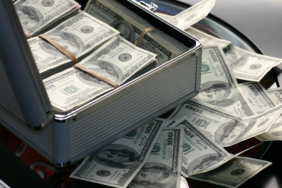 Пари, Долара, Успех, Бизнес, Финанси, Пари В Брой