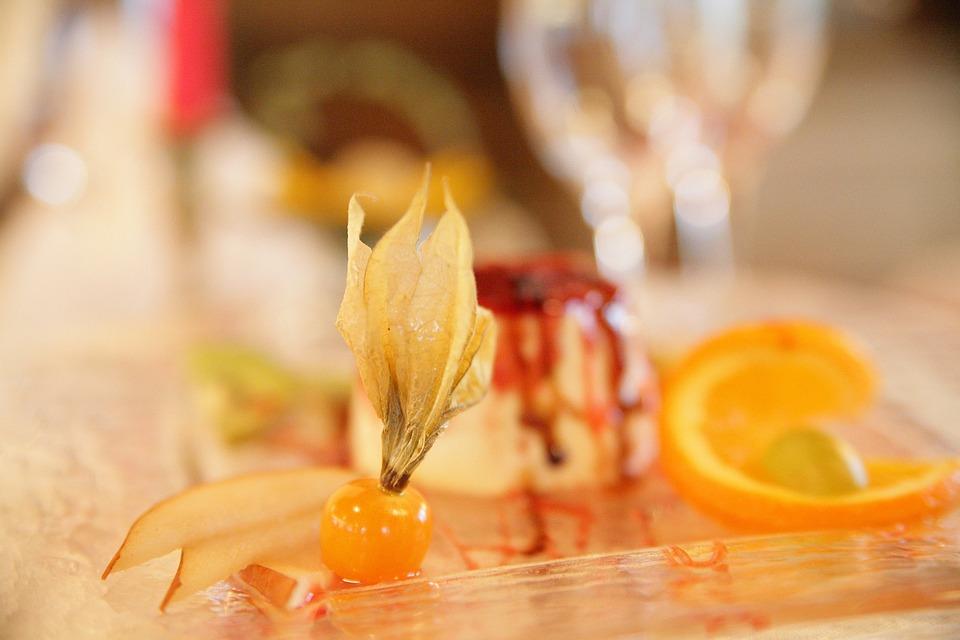 Kostenloses foto dessert dekoration essen fr chte for Dekoration essen