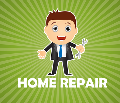 Home, Repair, Tool, Work, Service, Man