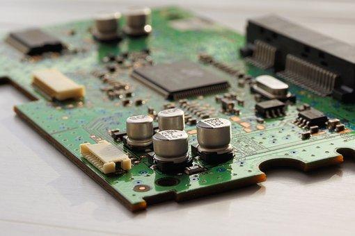 Board Printed Circuit Board Computer