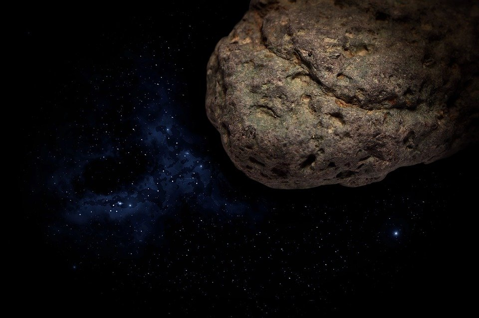 Asteroid Coming Towards Earth Odds