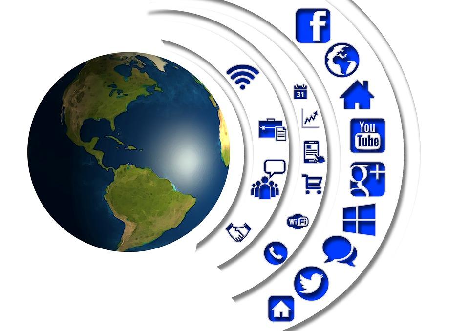 free illustration  social media  structure  internet - free image on pixabay