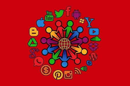 Social Media, Structure, Internet