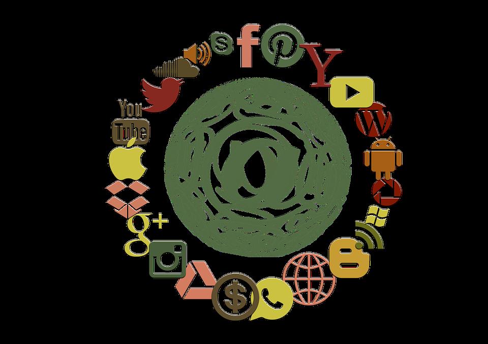 Sociale Media, Structuur, Internet, Netwerk, Sociale