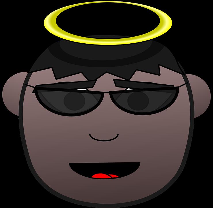 Engel Afro Amerikaner Cool Kostenlose Vektorgrafik Auf Pixabay
