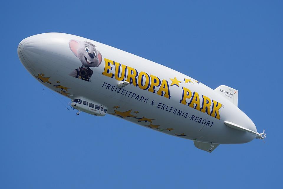 Zeppelin, Airship, Flying, Float, Aviation, Aircraft