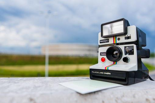Polaroid, Camera, Photography