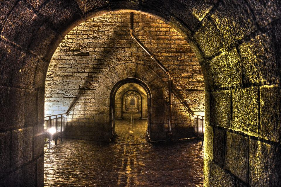 Passage Path Arches 183 Free Photo On Pixabay