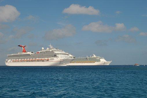 Cruiseship, Vacation, Caribbean