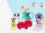 bathroom, perfumes, vase