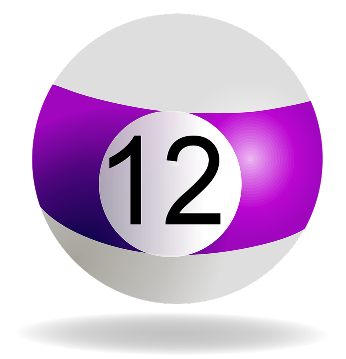 12 >> Billiard Ball Purple 12 Free Image On Pixabay