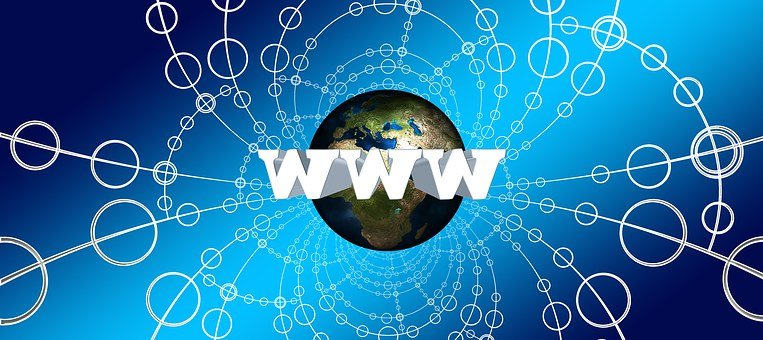 Web, Networking, Earth, Continents