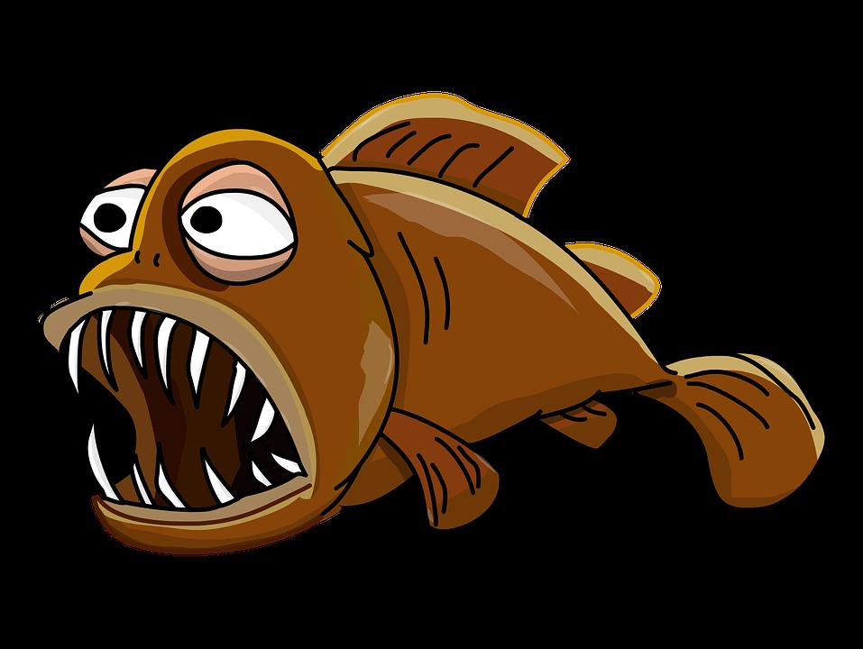Fish cartoon images png for Big fish characters