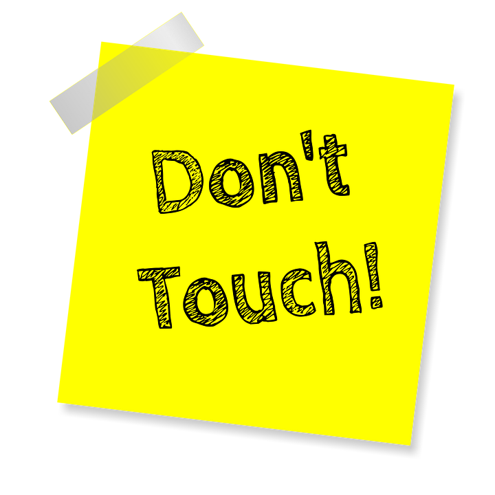 Dont Touch This
