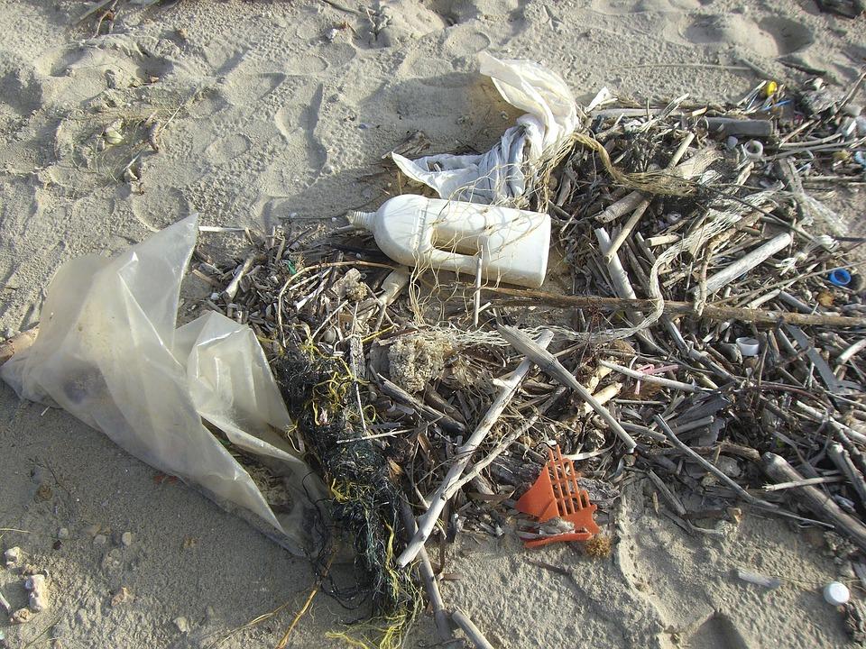 Waste, Plastic, Garbage, Thrown Away, Environment