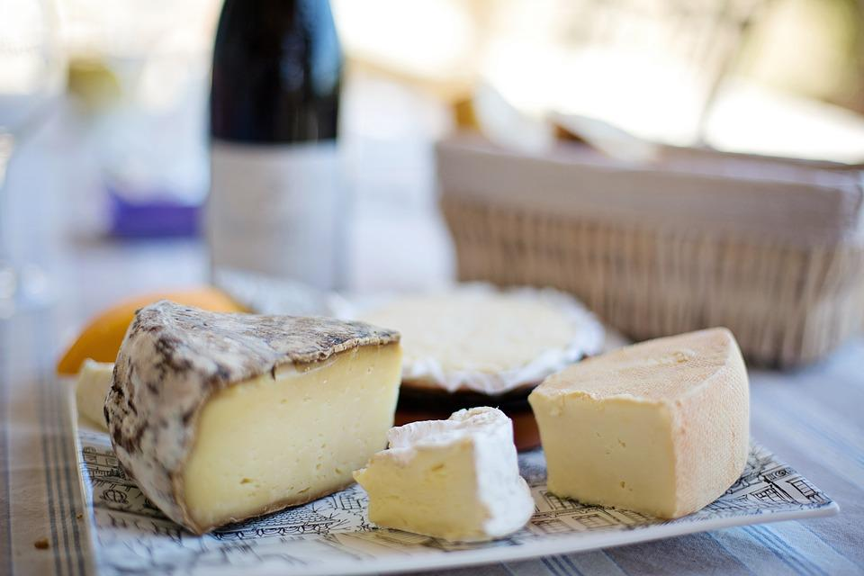 チーズ トレイ, チーズ, フランスのチーズ, トレイ, 食品, おいしい, 健康, スナック, 前菜, 料理