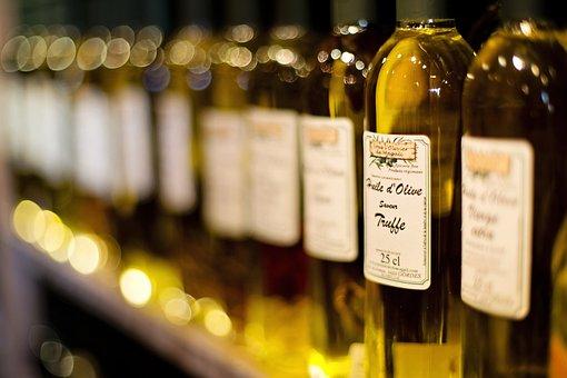 Olive Oil, Truffles Oil, French Oil
