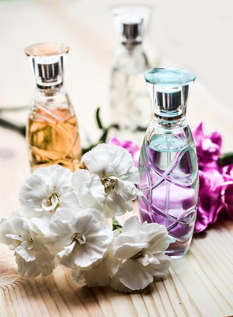Free Photo Perfume Bottle Glass Cosmetics Free Image