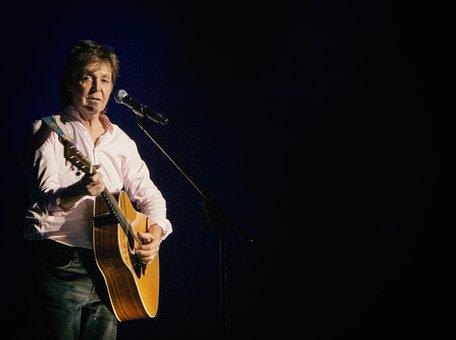 Sir Paul Mccartney, Concert