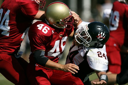 Football, Tackle, American Football
