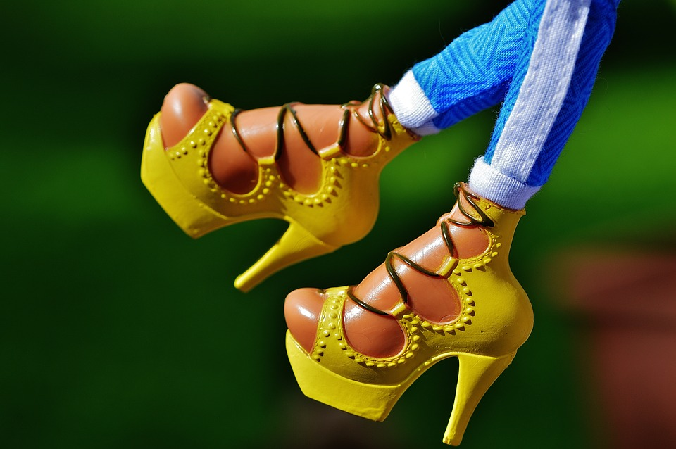Füße Foto Pixabay Puppe Schuhe High Kostenloses Auf 76gYfyb