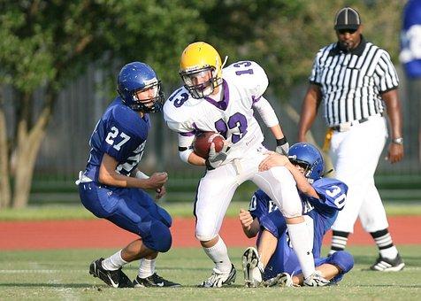 American Football, Football, Teamwork