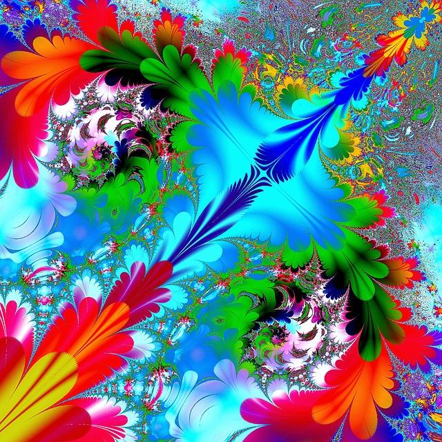 Art Design On Line : Free illustration abstract art design image
