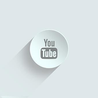 アイコンを, Youtube, ユーチューブのアイコン, マルチメディア