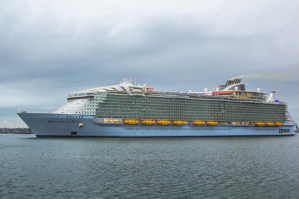 Harmony Of The Seas, Cruiser, Ship, Cruise, Southampton