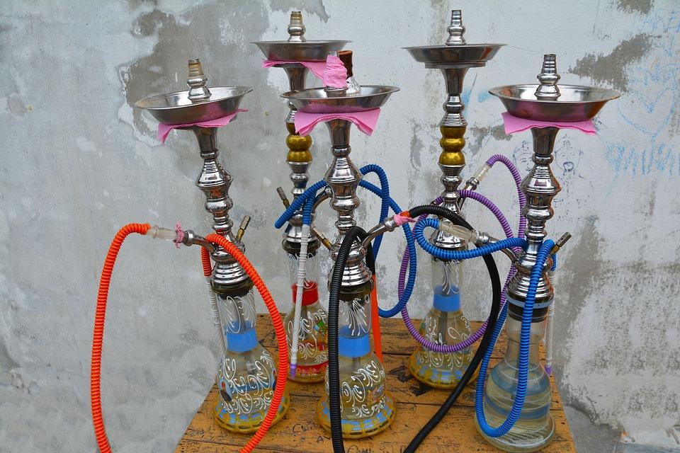 水パイプ, 喫煙, 緩和, アラビア語, 楽しみ, タバコ, 水ギセル, 煙, レジャー, パイプ, 吸入