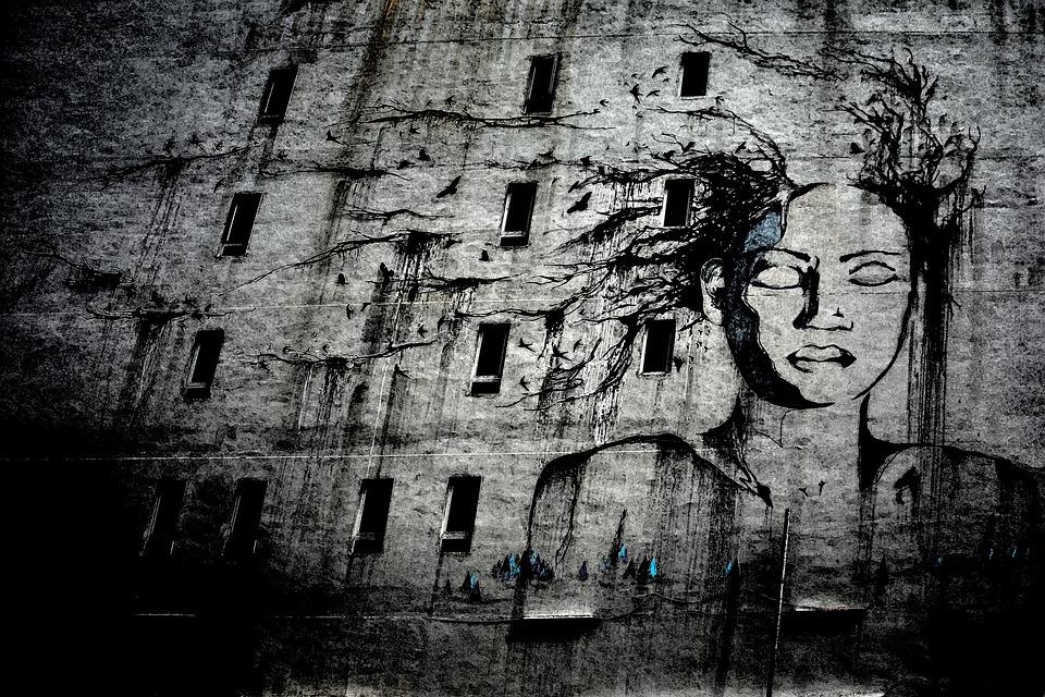 Arte De Rua Grafite Desenho Foto Gratuita No Pixabay