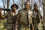 soldiers, bronze