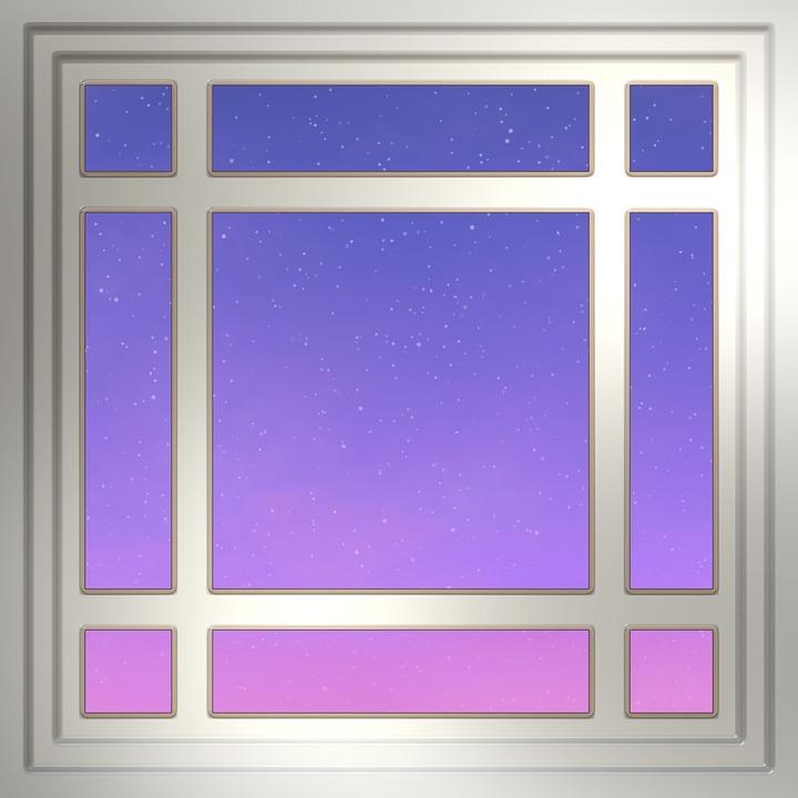 Window Frame Night · Free image on Pixabay