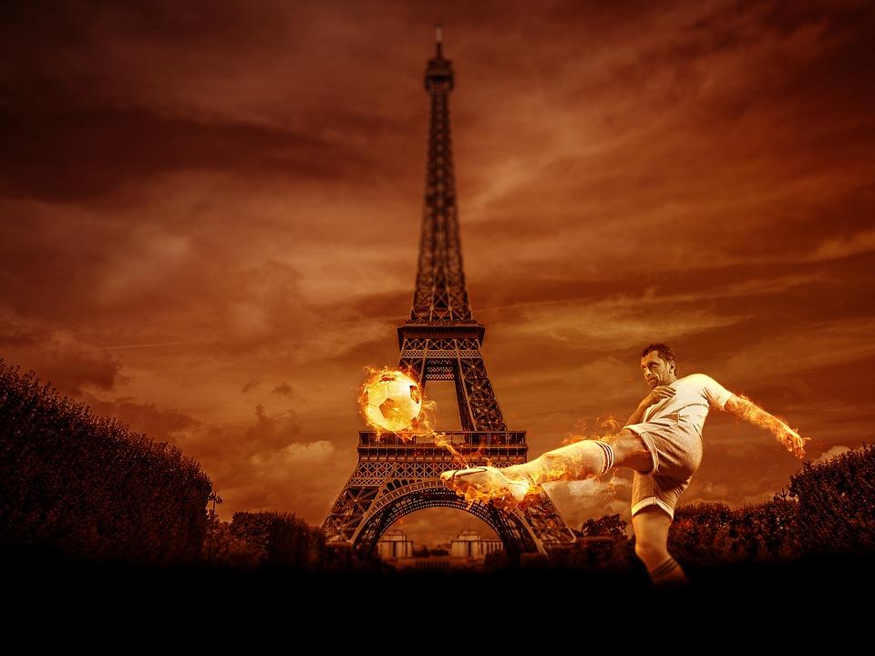 Em, European Championship, 2016, France, Football