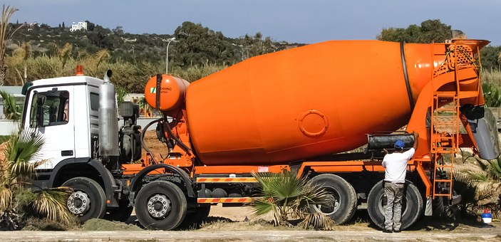concrete mixers in Terrell Hills