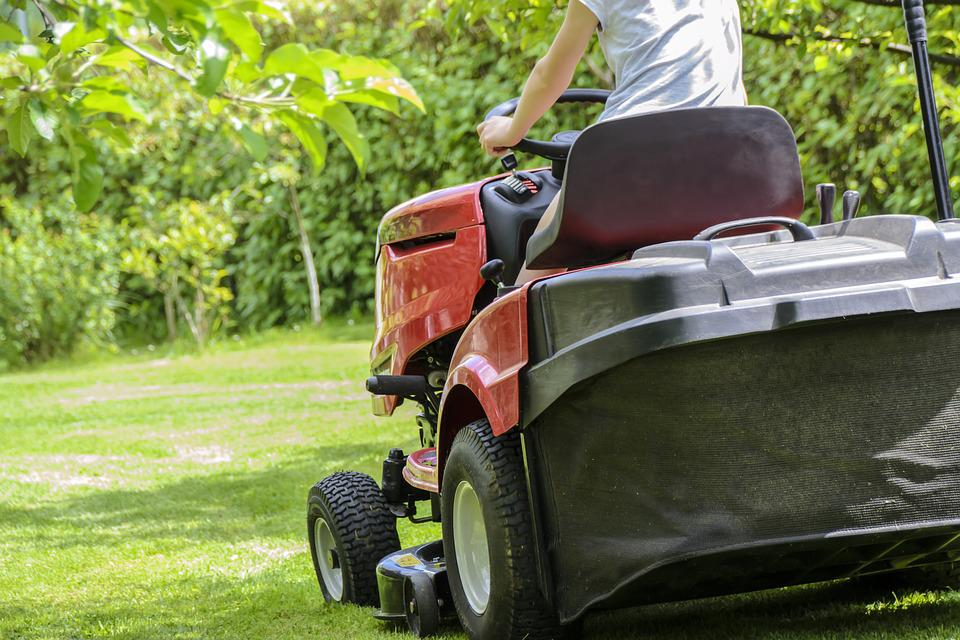 lawn leveling sand
